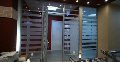 Офисные перегородки от компании «ВИП-комплект»