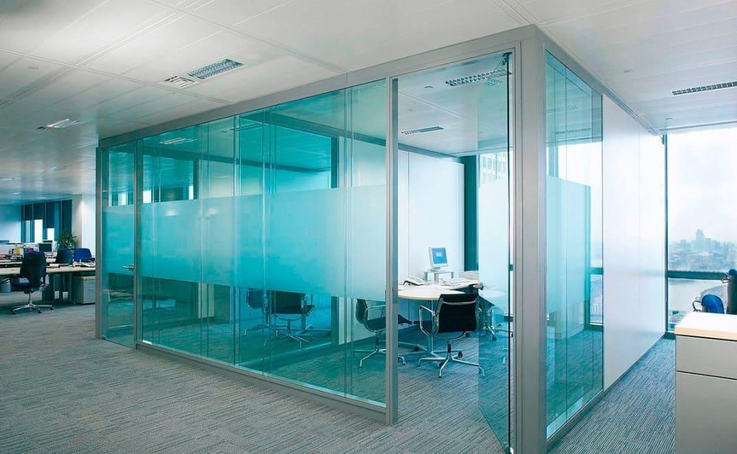 Офисные перегородки или стены
