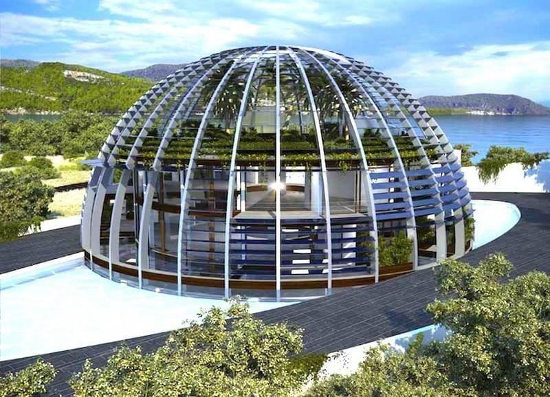 Стеклянная крыша – качество и надежность