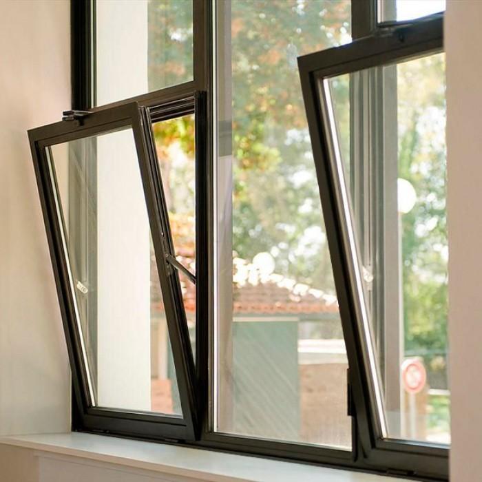 Основные отличия алюминиевого профиля от деревянных оконных конструкций