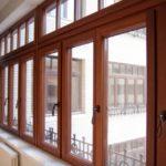 деревянные окна заказать