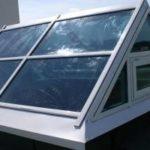 стеклянная крыша